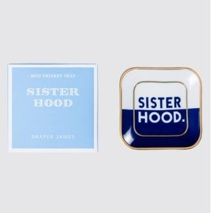 Draper James sisterhood trinket tray